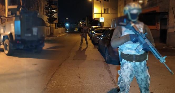 Suç örgütü lideri Yakup Süt ve adamlarına operasyon: 53 gözaltı