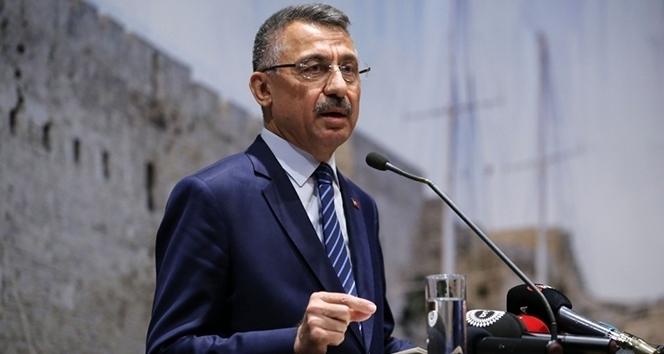 Cumhurbaşkanı Yardımcısı Oktay: 'Kapalı Maraş KKTC'nin toprağıdır'
