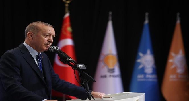 Cumhurbaşkanı Erdoğan: 'Rejim güçleri Soçi sınırlarına kadar çekilene kadar İdlib'teki sorun çözülmeyecektir'