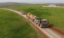 Görünmeyen zırhlı tanklarımız İdlib'de