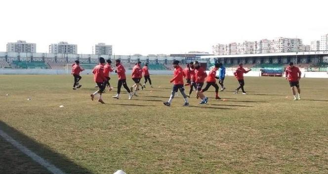 Diyarbakır'da amatör maçlar ertelendi.