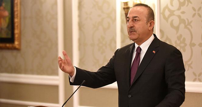 Bakan Çavuşoğlu: 'Ermenistan, Azerbaycan'ın topraklarının yüzde 20'sini işgal ediyor'
