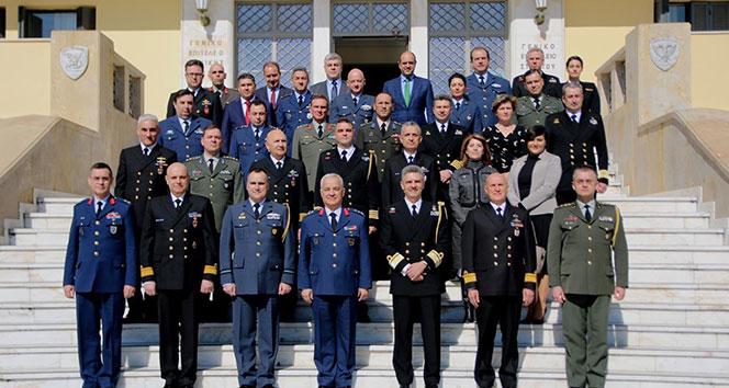 Türk ve Yunan Milli Savunma Bakanlık heyetleri bir araya geldi