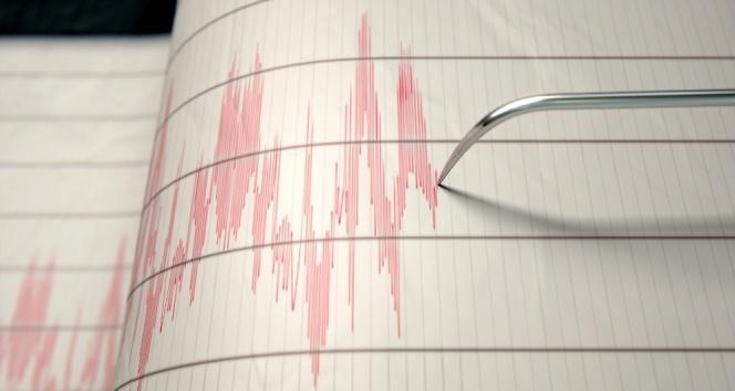 Manisa'da deprem