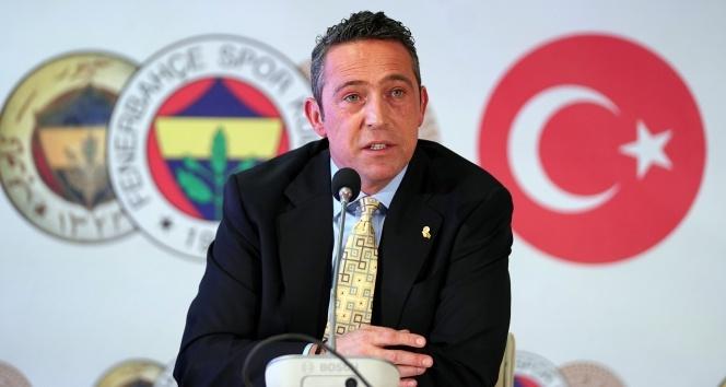 Ali Koç: 'Fenerbahçe tertemiz bir tarihe sahiptir'