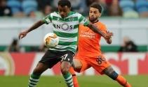 ÖZET İZLE: Sporting Lizbon 3 - 1 Başakşehir Maç Özeti ve Golleri İzle| Sporting Başakşehir Kaç Kaç Bitti