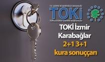 İzmir Karabağlar 2+1| 3+1 TOKİ kura çekiliş Sonuçları sorgulama