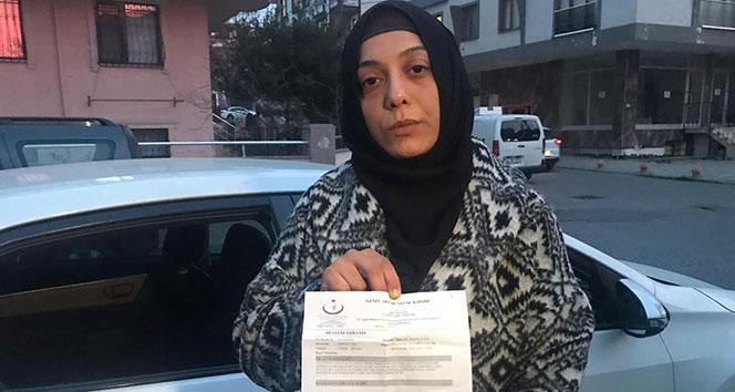 Ataşehir'de kadınların trafikte yol verme kavgası karakolda bitti