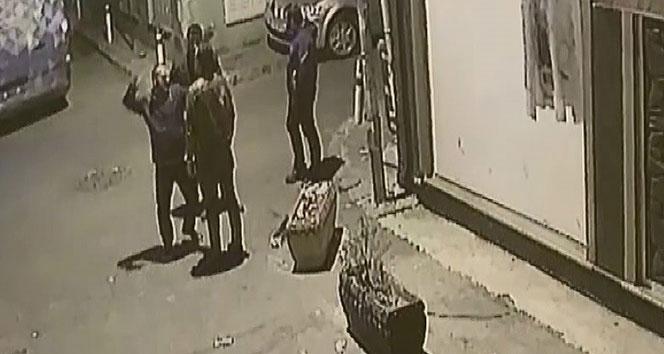 Patronunun işçisini döverek öldürdüğü anlar kamerada