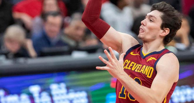 NBA'deki Türk derbisi Cedi Osman'ın