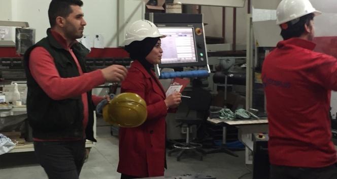 İŞKUR'la hayallerini gerçeğe dönüştüren girişimci: 'Bakanımız Zehra Zümrüt Selçuk'u atölyemde ağırlamak isterim'