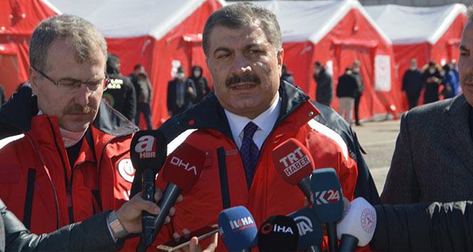 Sağlık Bakanı Koca: 'Kum ve Meşhed geçmişi olan 10 kişiyi ayrı üniteye aldık, yakın takip ediyoruz'
