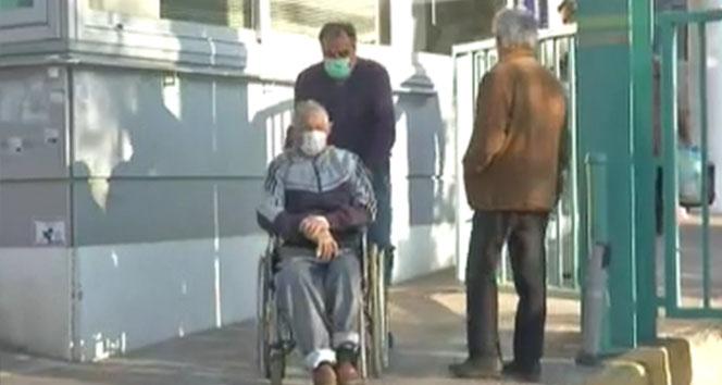 Yunanistan'da korona virüsü vaka sayısı 3'e yükseldi