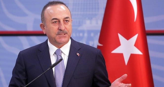 Dışişleri Bakanı Çavuşoğlu: 'Ermenistan savaş suçu işlemeye devam ediyor'