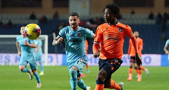 ÖZET İZLE: Başaksehir 3-1 Gaziantep FK Maçı Özeti ve Golleri İzle | Başaksehir Gaziantep FK kaç kaç bitti?