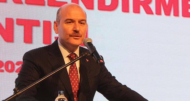 İçişleri Bakanı Soylu: 'Son 5 günde Van'da 670 kilo eroin yakalandı'