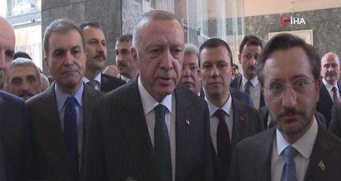 Cumhurbaşkanı Erdoğan: '(Rusya ziyareti) Hiçbir şey gizli kapaklı kalmaz'