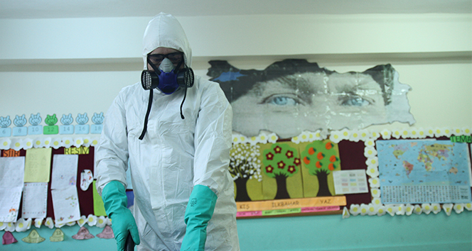 Türkiye genelinde korona virüs önlemleri