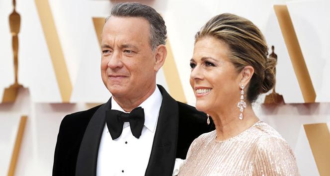 ABD'li ünlü aktör Tom Hanks ve eşi virüse yakalandı