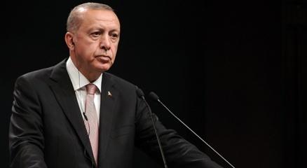 Cumhurbaşkanı Erdoğandan Pınar Gültekin paylaşımı