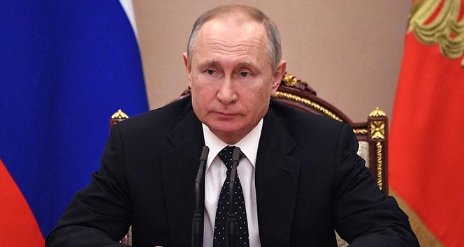 Rusya'da acil güvenlik toplantısı gündem İdlip ve korona virüsü