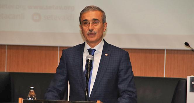 Savunma Sanayi Başkanı Demir: 'Proje sayımız 700'ü aşmış durumda'