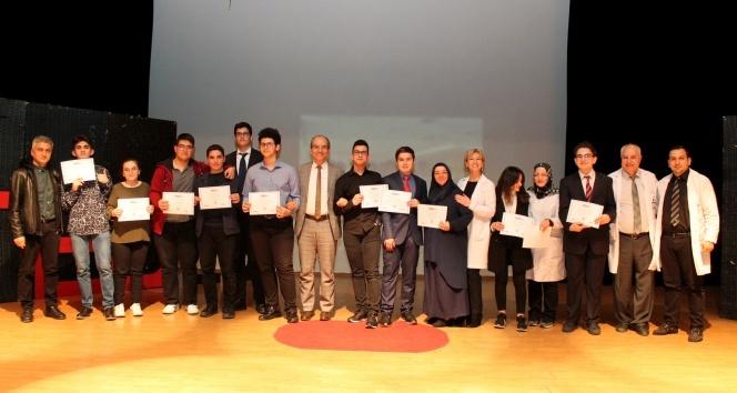İhlas Koleji Ted-Ed Club konferansını gerçekleştirdi