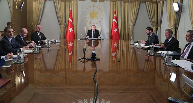 Cumhurbaşkanı Erdoğan'dan Dörtlü Zirve açıklaması