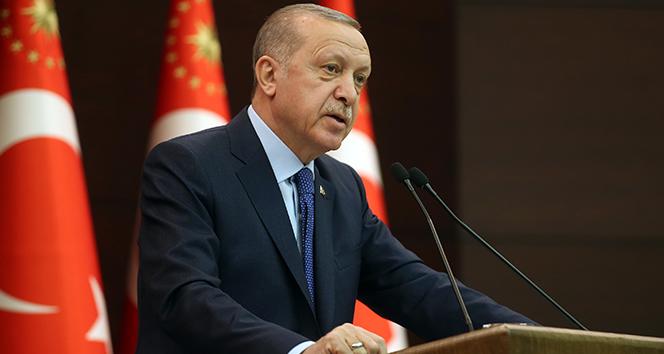 Cumhurbaşkanı Erdoğan: 'Vatandaşlarımızdan ricamız, zorunlu haller dışında evlerinden çıkmamaları'