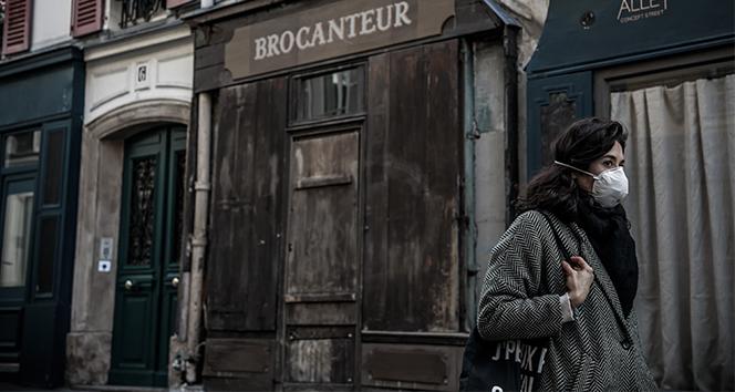 Fransa'da korona virüs ölümleri 10 bini geçti