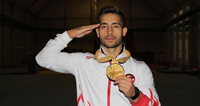 İbrahim Çolak: 'Olimpiyatların ertelenmesi benim adıma iyi oldu'