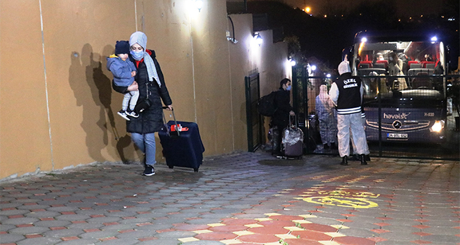 Yurt dışından dönerek Sakarya'da karantina altına alınan vatandaş sayısı bin 485 oldu