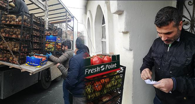 Gizemli hayırseverler bu kez Esenyurt ve Arnavutköy'de ortaya çıktı