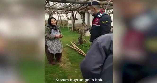 Jandarma Genel Komutanlığından duygulandıran paylaşım