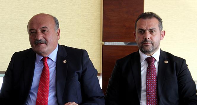 Erzincan'a tek seferde 622 kişilik kadro açıldı
