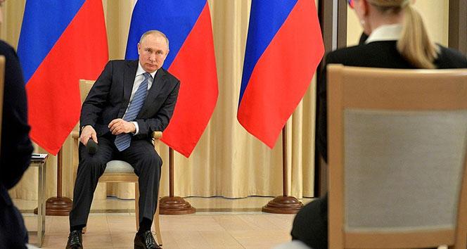 Putin: '2-3 ay içerisinde korona virüsü yeneceğiz'
