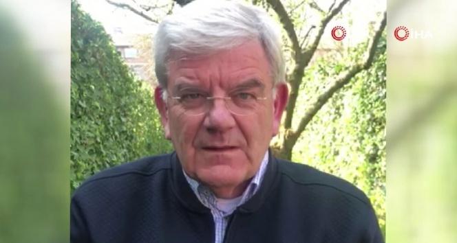 Utrecht Belediye Başkanı'ndan Türkçe Korona virüs mesajı