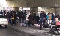 Yetkililer uyardı, vatandaşlar seyyar satıcılardan iç içe alışveriş yaptı