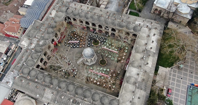 Bursa Tarihî Kapalı Çarşı bugün açılamıyor