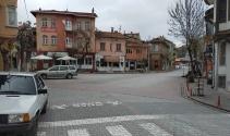 Kütahya'da sokaklar boşaldı