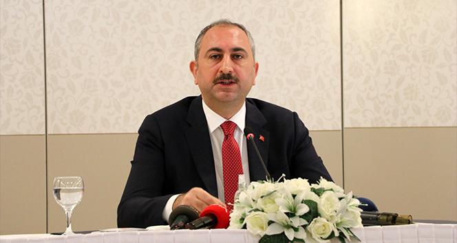 Adalet Bakanı Abdulhamit Gül'den ABD makamlarına Metin Topuz tepkisi