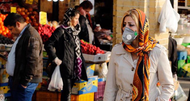 İran'da son 24 saatte korona virüsten 141 kişi hayatını kaybetti