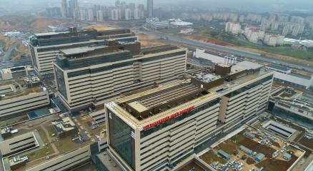 Başakşehir Şehir Hastanesi gün sayıyor