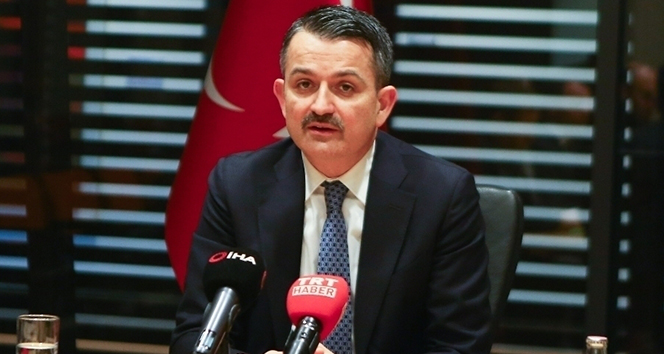 Tarım ve Orman Bakanlığı misafirhanelerini sağlık çalışanlarına tahsis etti