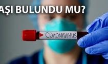 Korona virüs Aşısı Bulundu Mu? İşte koronavirüs aşı ve tedavide son durum