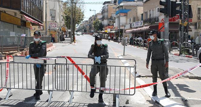 İsrail'de Pesah Bayramı öncesi kısa süreli sokağa çıkma yasağı ilan edildi