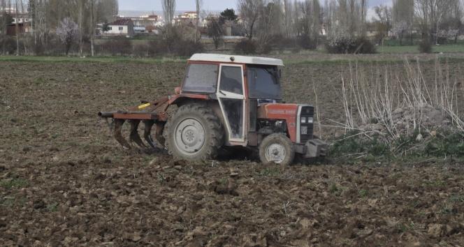 Patates diyarı Şuhut üretime hazırlanıyor