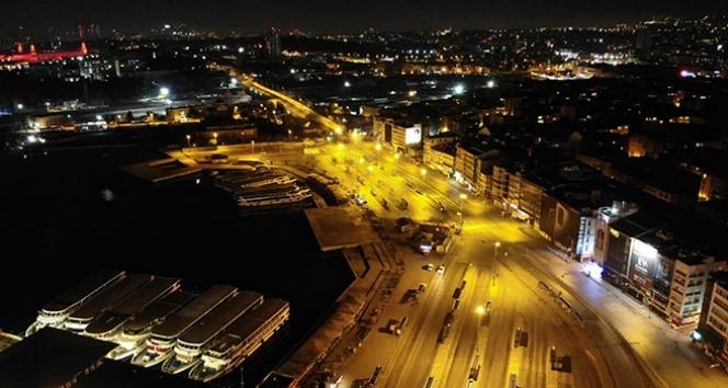İçişleri Bakanlığı: '2 günlük sokağa çıkma yasağı bu gece saat 24.00 itibarıyla sona erecektir'