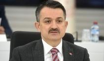 Tarım ve Orman Bakanı Pakdemirli: 'Toplam 40 bin ton patates ve 10 bin ton kuru soğan dağıttık'