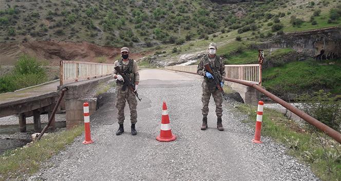 Adıyaman'da 1 köy ve mezraları karantinaya alındı